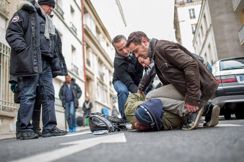 """Tournage de """"FLIC, TOUT SIMPLEMENT"""" Réalisé par Yves RENIER"""