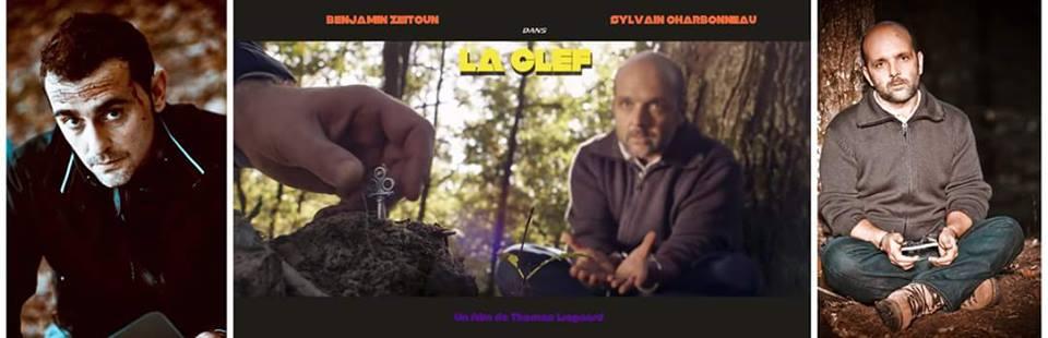 LA CLEF Court métrage réalisé par Thomas LIEGEARD Avec Benjamin ZEITOUN et Sylvain CHARBONNEAU