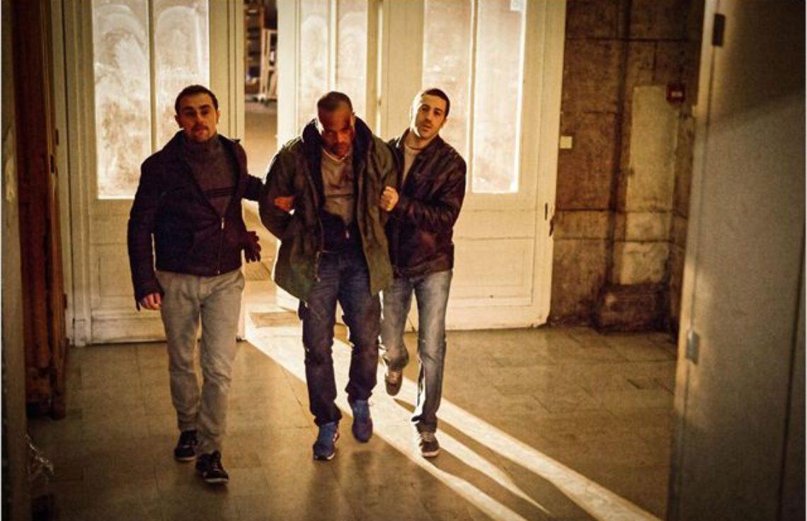 FLIC TOUT SIMPLEMENT d'Yves RENIER - Brahim Tekfa, Nicolas Mouen et Sylvain Charbonneau