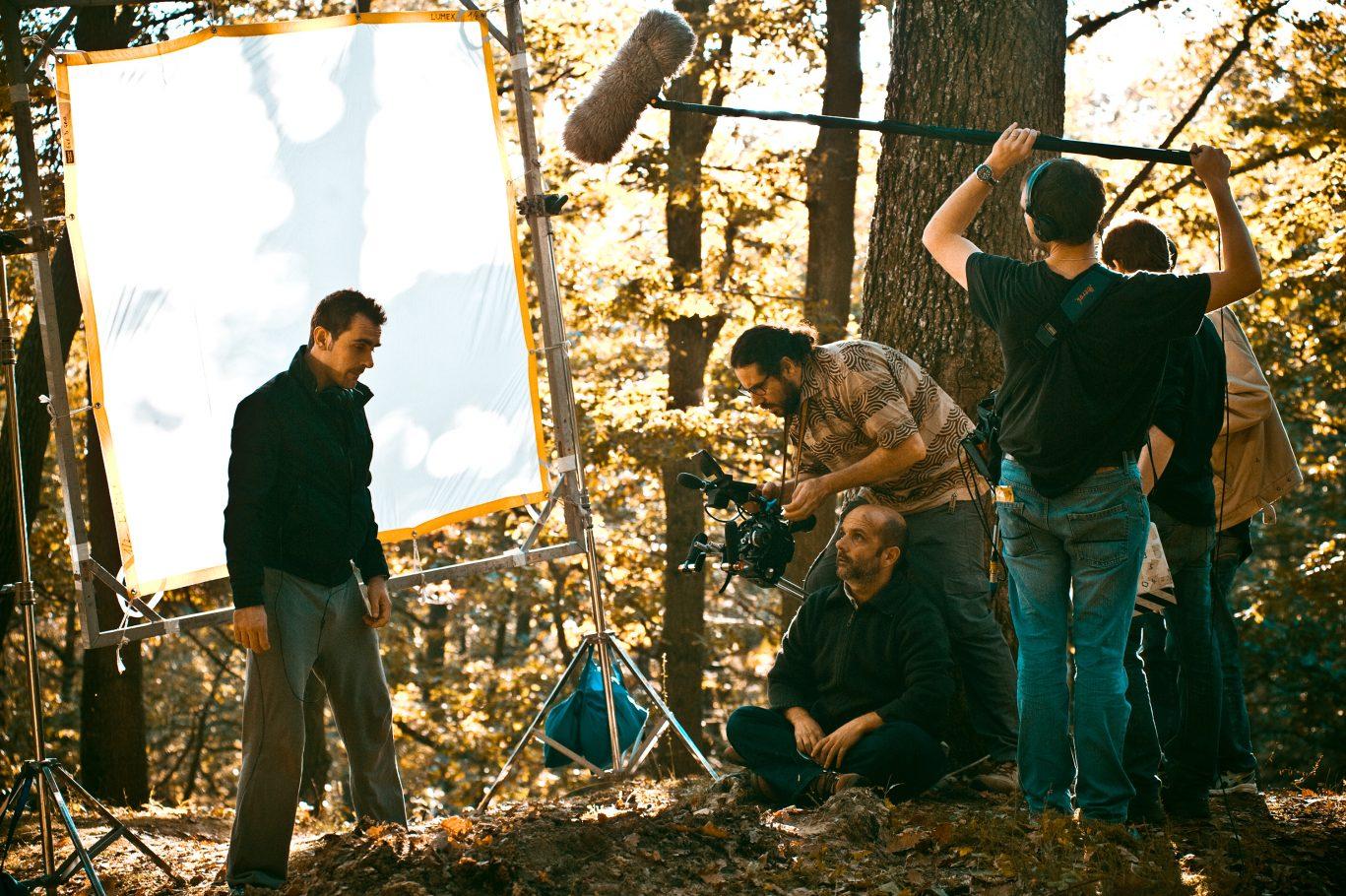 LA CLEF Court métrage réalisé par Thomas LIEGEARD Avec Benjamin ZEITOUN et Sylvain CHARBONNEAU Photos Olivier Sochard