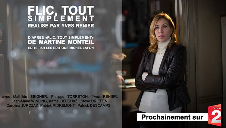 FLIC, TOUT SIMPLEMENT Réalisé par Yves RENIER Capa Drama / FR2