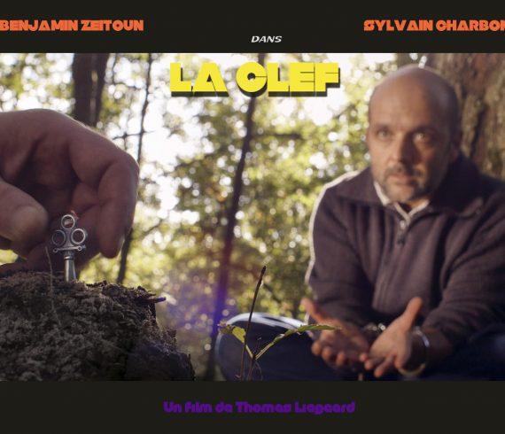LA CLEF réalisé par Thomas Liégeard avec Benjamin Zeitoun et Sylvain Charbonneau