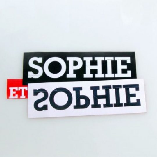 SOPHIE et SOPHIE - CANAL + réalisateur Sylvain Fusée