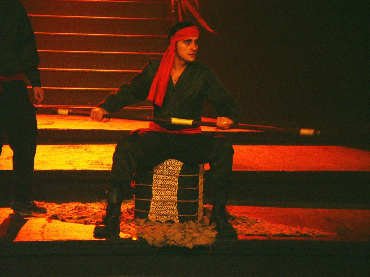 Le soulier de satin de claudel théâtre