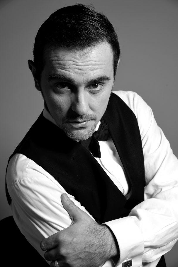 Sylvain Charbonneau par Voicu Sereda