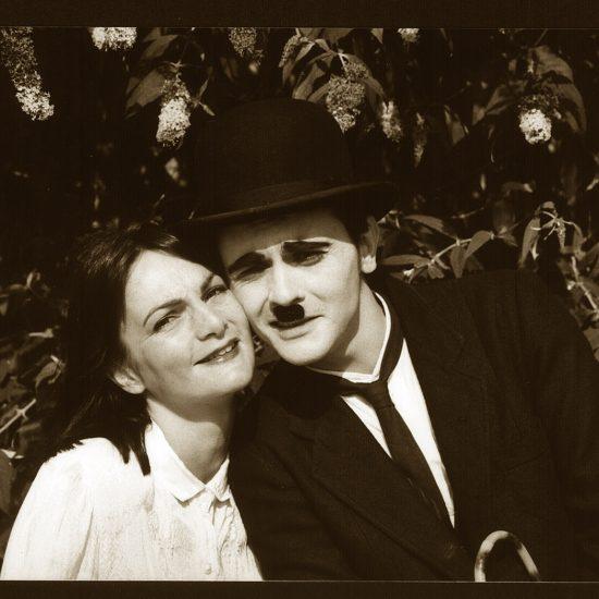 LES LUMIERES DE LA VIE de François Lelait et Ann Lemonnier Sylvain Charbonneau est Charlie Spencer Chaplin