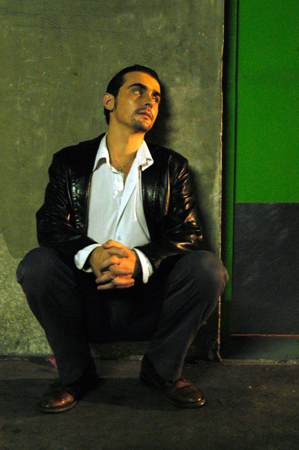 NOIR TOTAL de François Jamin avec Sylvain Charbonneau et Sacha Petronijevic