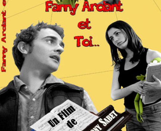 Fanny Ardant et toi réalisé par Anthony Sabet avec Sylvain Charbonneau, Clémence Thioly et François Marthouret